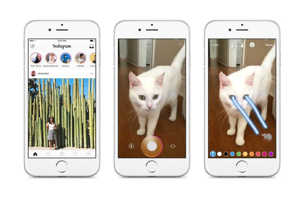Instagram Making Bold Advances With 'Stories' Launch Today