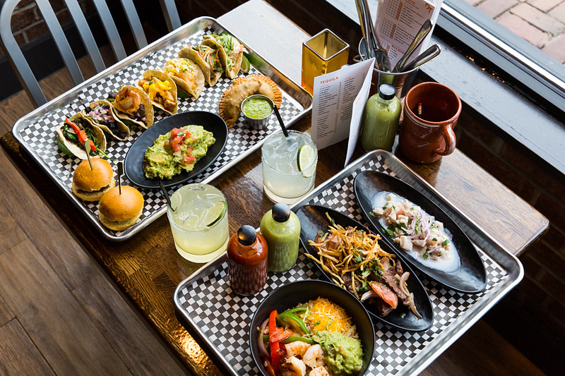 New Old Town Alexandria Taco & Tequila Spot Open For Business