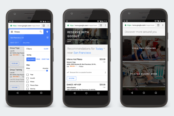 Reserve With Google Will Change SEO For Hospitality Brands As We Know It