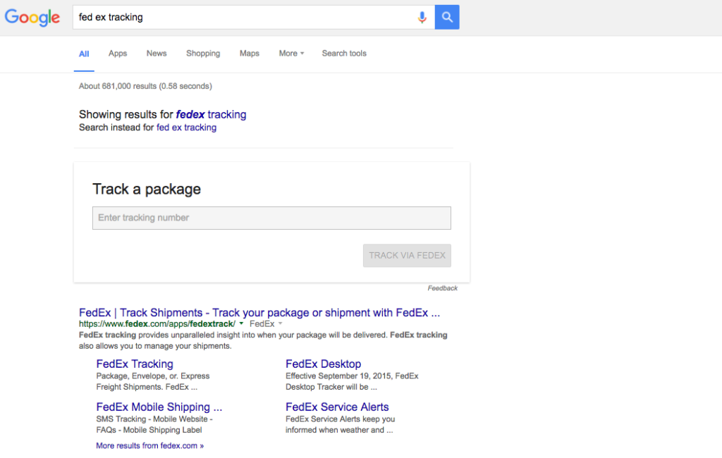 Google Reigns Supreme: Integrates Quick Tools Into Search Results