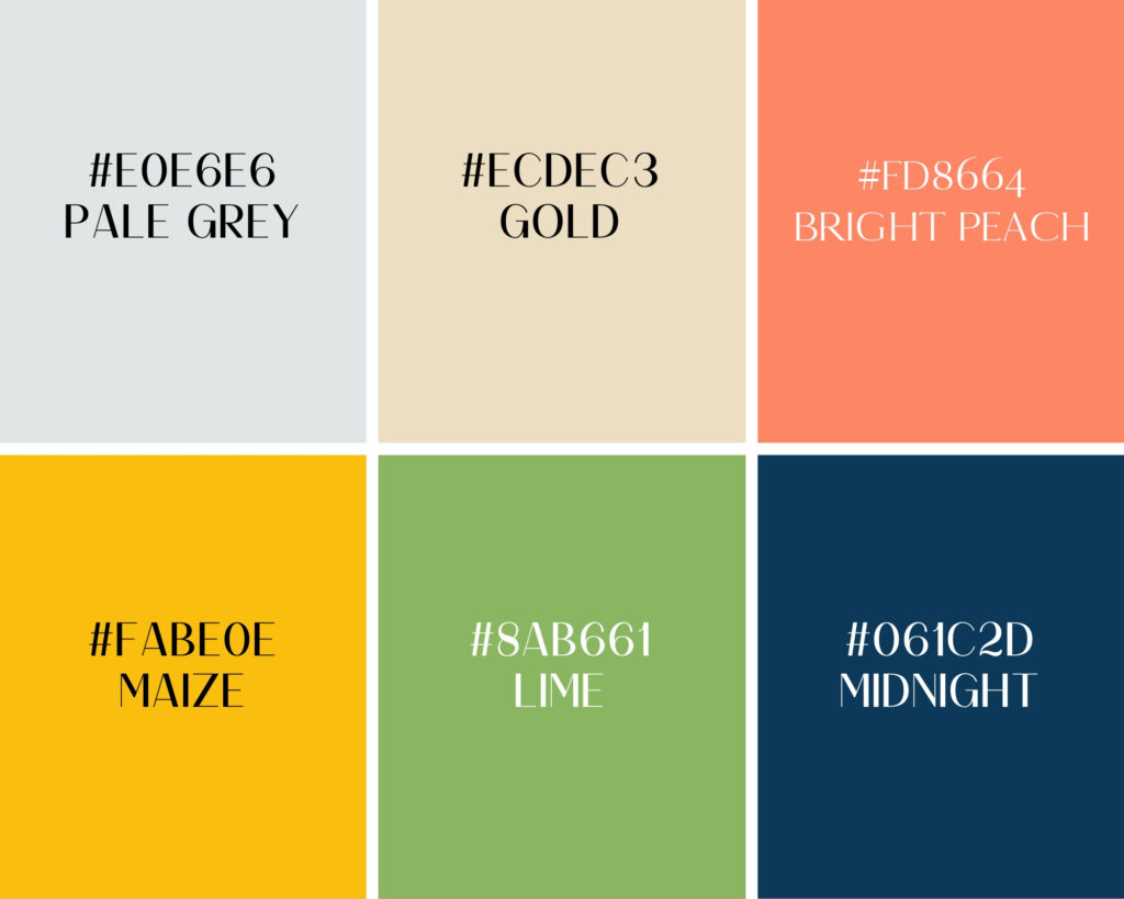 11 Summer Inspired Color Palettes For Your Next Branding Project